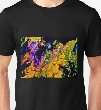 GOING WITH THE FLOW Unisex T-Shirt