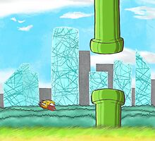 Flappy Bird HD by Le-Italiano
