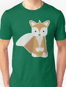 Fox Zen Unisex T-Shirt