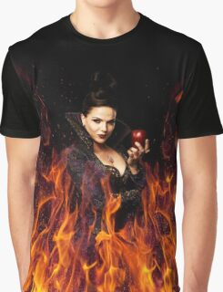 The Evil Queen - Once Upon a time Graphic T-Shirt