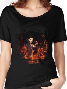 The Evil Queen - Once Upon a time Women's Relaxed Fit T-Shirt
