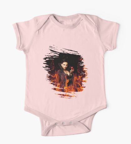 The Evil Queen - Once Upon a time One Piece - Short Sleeve