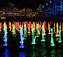 World of Color by jennisney