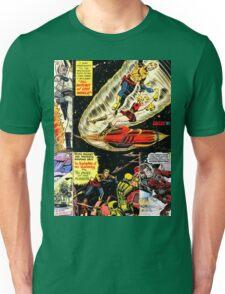 COSMIC RETRO Unisex T-Shirt
