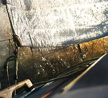 the Shimmering side to Sailing by linaji