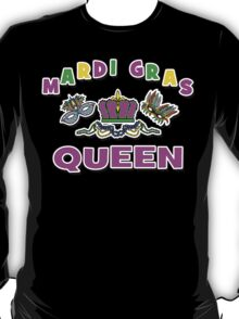 Mardi Gras Queen T-Shirt