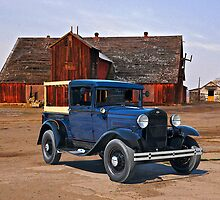 1932 Ford 'Farmers Truck' by DaveKoontz