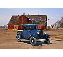 1932 Ford 'Farmers Truck' Photographic Print