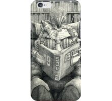 Bookish Headgear iPhone Case/Skin