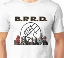 bprd b.p.r.d hellboy comic Unisex T-Shirt