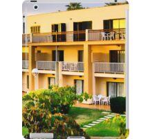 Creamy apartments iPad Case/Skin