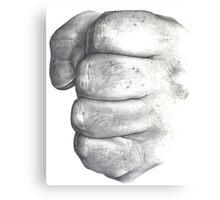 Fist 1 Canvas Print