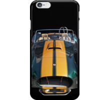 Shelby Cobra 'By a Nose'! iPhone Case/Skin