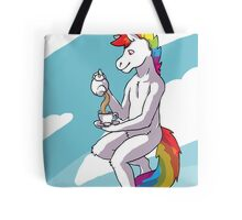 Unicorn Tea-Time Tote Bag