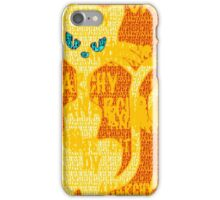 CHAT PERSON by ROOTCAT iPhone Case/Skin