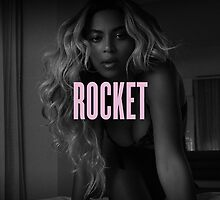 Beyoncé 'Rocket' Phone Case by Creat1ve