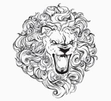 Lion Head by Julian Micallef