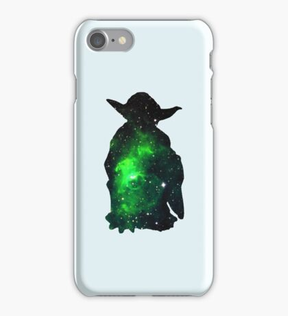 Green serenity iPhone Case/Skin