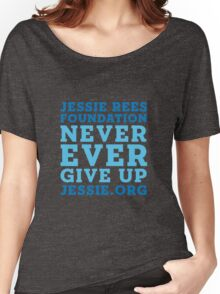 Jessie Rees Foundation Stacked Women's Relaxed Fit T-Shirt