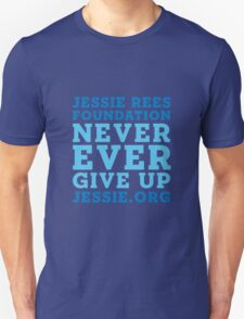 Jessie Rees Foundation Stacked Unisex T-Shirt