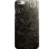 Atlas Travel Metal Work iPhone Case/Skin