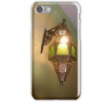 Atlas Travel Lamp Work iPhone Case/Skin
