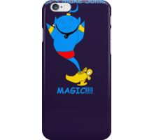 Chibi Genie: Let's Make Some MAGIC iPhone Case/Skin