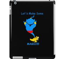 Chibi Genie: Let's Make Some MAGIC iPad Case/Skin