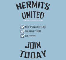 Hermits United by biskh