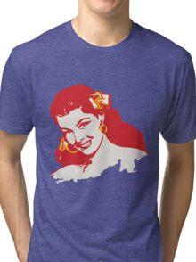 Latina Tri-blend T-Shirt