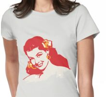 Latina Womens Fitted T-Shirt