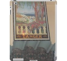 Atlas Travel Desert Caravan iPad Case/Skin