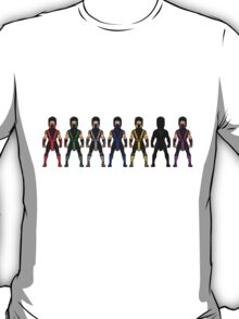 Mortal Kombat Characters T-Shirt