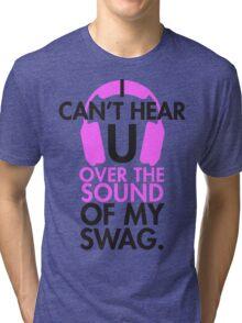 Music Swag Tri-blend T-Shirt