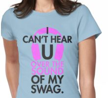 Music Swag Womens Fitted T-Shirt