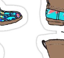 lilly bean boot sticker pack #2 Sticker