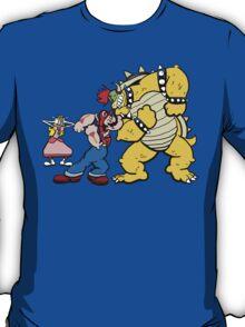 Mario-The Plumber Man! T-Shirt