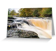 Stainforth Force Greeting Card
