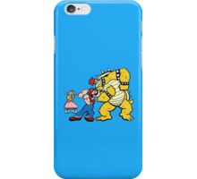 Mario-The Plumber Man! iPhone Case/Skin