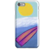 SURFBOARD iPhone Case/Skin