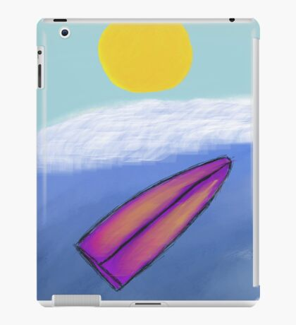SURFBOARD iPad Case/Skin