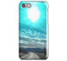 Atlas sky travel iPhone Case/Skin