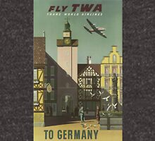 Vintage poster - Germany Unisex T-Shirt