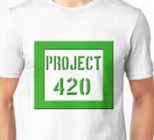 PROJECT 420 green 0001 Unisex T-Shirt
