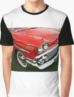 1958 Chevy Impala Graphic T-Shirt