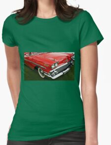 1958 Chevy Impala Womens Fitted T-Shirt