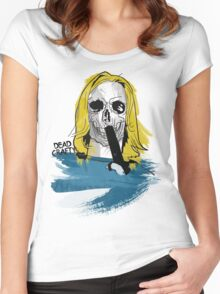 Dead Crafty Coby Tee Women's Fitted Scoop T-Shirt