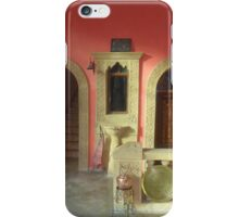 Atlas Travel Metal Arch Work iPhone Case/Skin