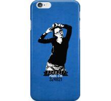 Cosima Niehaus iPhone Case/Skin