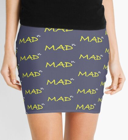 Infinitely Mad Mini Skirt